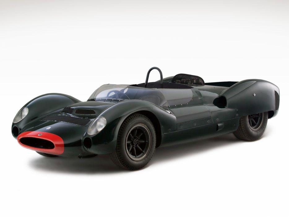 1964 Cooper Maserati Type-61 Monaco race racing classic wallpaper