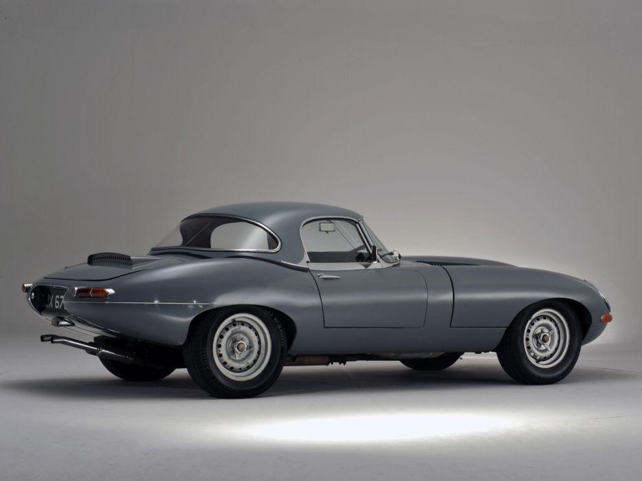 1964 Jaguar E-Type Lightweight Roadster Series-I supercar race racing classic   d wallpaper