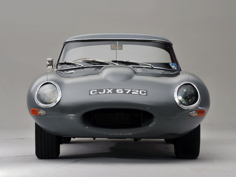 1964 Jaguar E-Type Lightweight Roadster Series-I supercar race racing classic a wallpaper