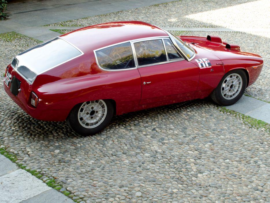 1964 Lancia Flavia Sport Corsa 815 race racing supercar classic  fs wallpaper
