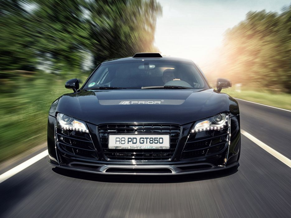 2013 Prior-Design Audi R8 PD GT850 supercar tuning r-8 p-d  gh wallpaper