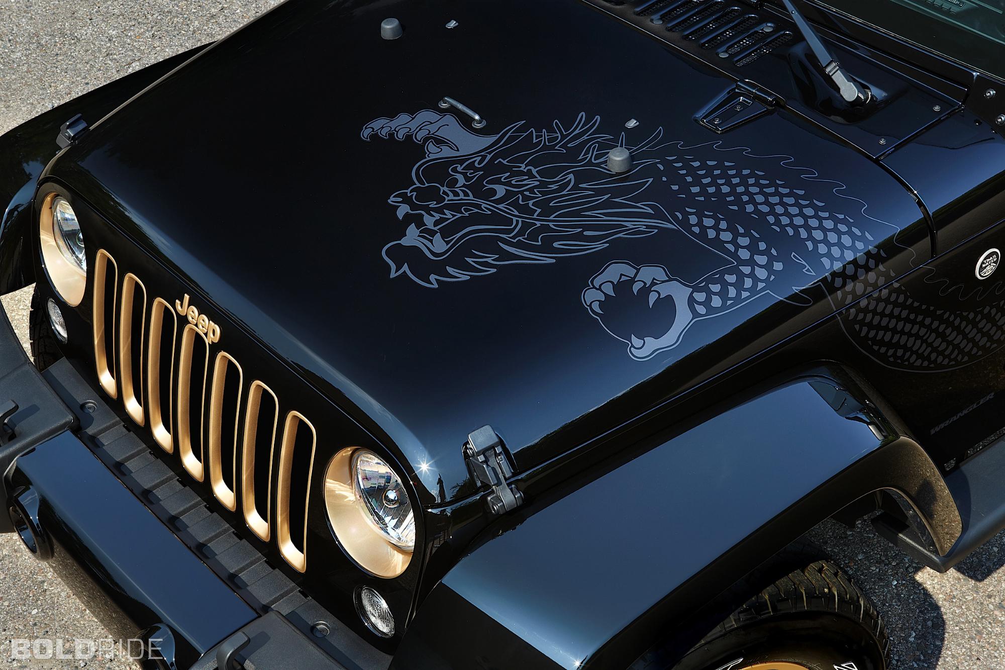09 Jeep Wrangler