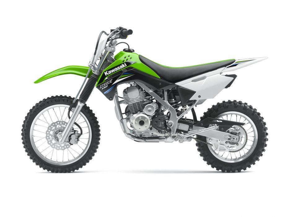 2014 Kawasaki KLX140 dirtbike offroad    g wallpaper