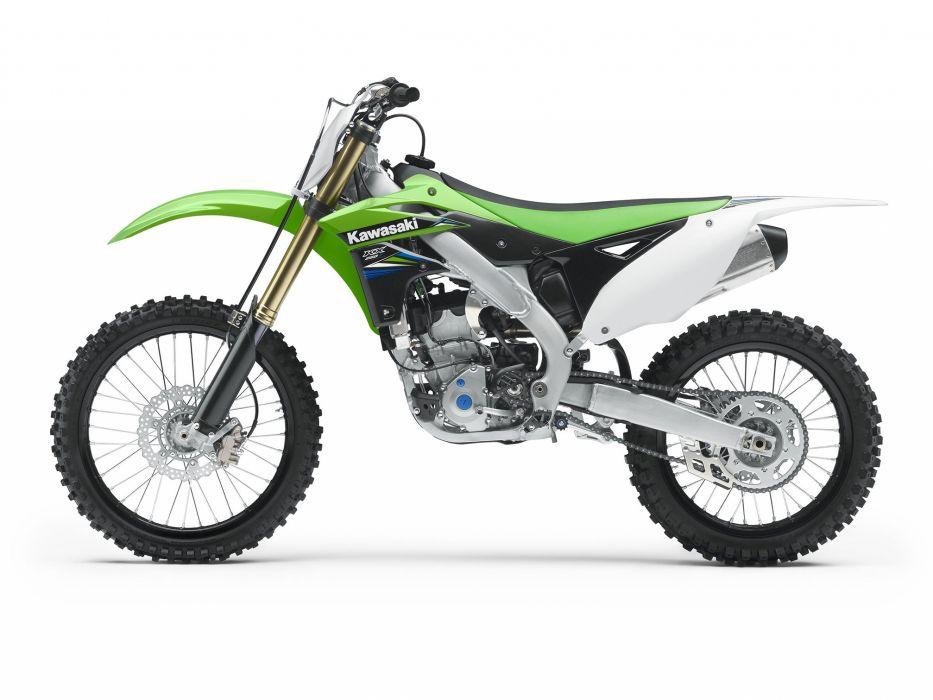 2014 Kawasaki KX250F motocross moto dirtbike  g wallpaper