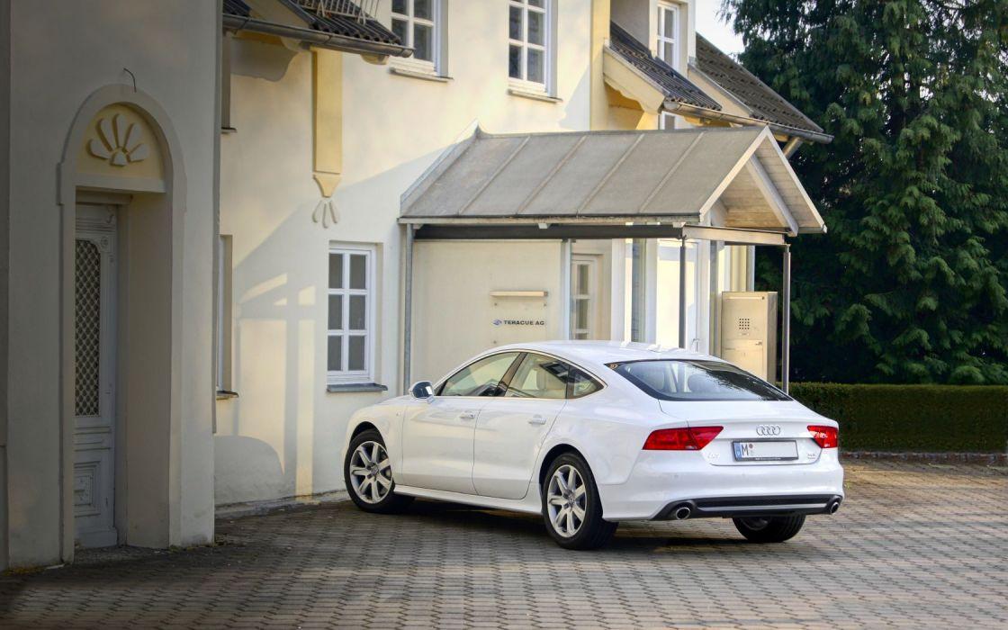 House Audi A7 wallpaper