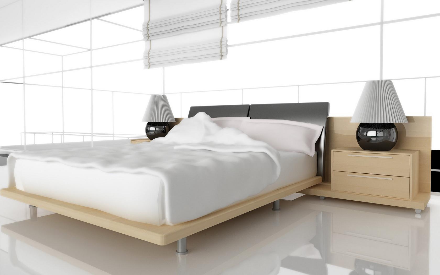 Bedroom Bed Architecture Interior Design wallpaper   1680x1050   148350    WallpaperUP. Bedroom Bed Architecture Interior Design wallpaper   1680x1050