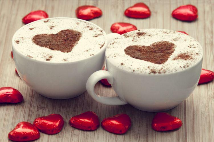 coffee drawing cappuccino mood wallpaper