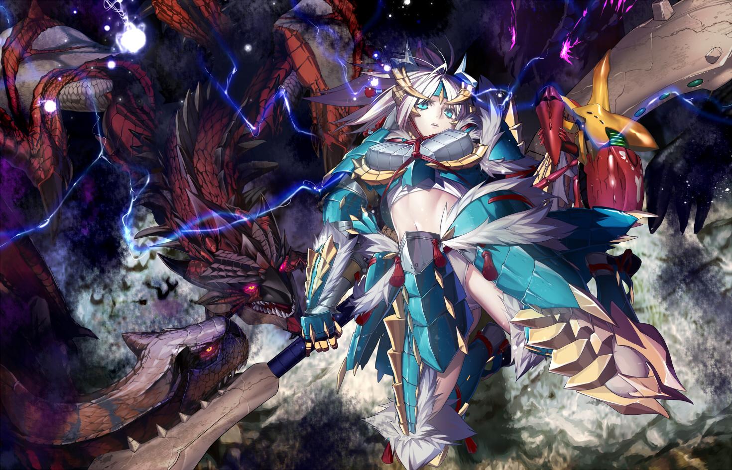 monster hunter armor dragon hullabaloo monster hunter