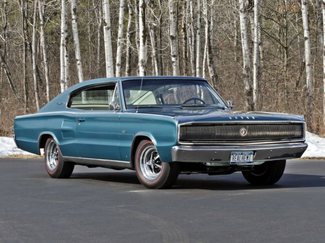 1967 Dodge Charger R-T 426 Hemi muscle classic g wallpaper
