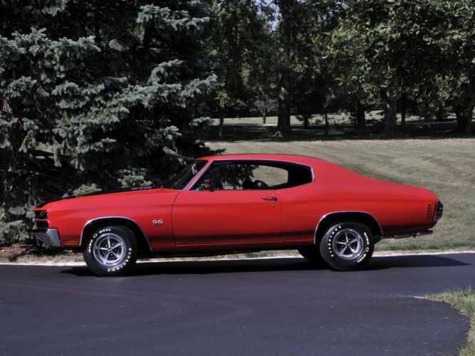 1970 Chevrolet Chevelle SS 454 LS6 Hardtop Coupe muscle classic s-s fg wallpaper