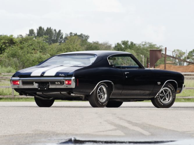 1970 Chevrolet Chevelle SS 454 LS6 Hardtop Coupe muscle classic s-s f wallpaper