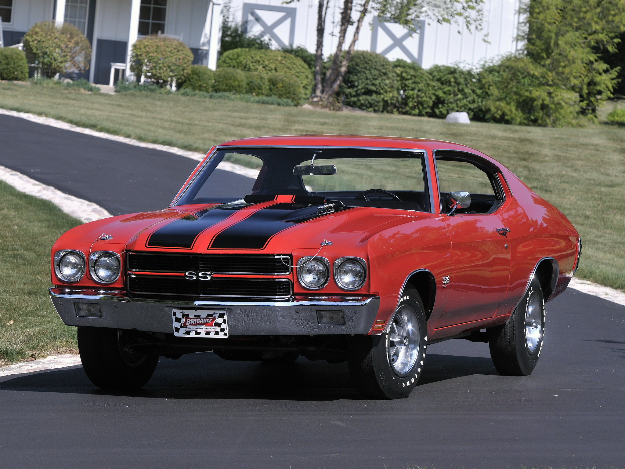 1970 Chevrolet Chevelle SS 454 LS6 Hardtop Coupe muscle ...  1970 Chevrolet ...