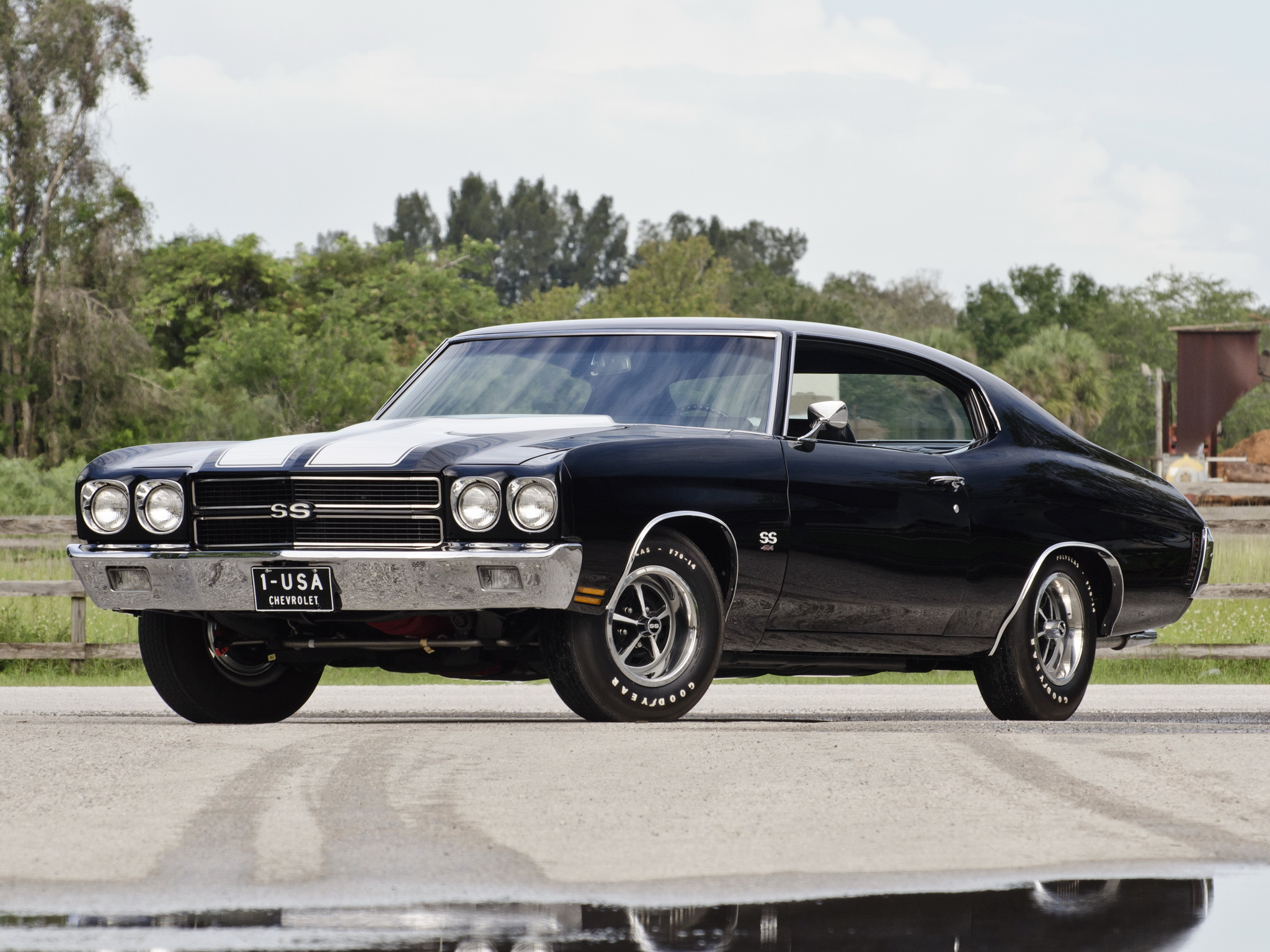 1970 Chevrolet Chevelle SS 454 LS6 Hardtop Coupe muscle classic