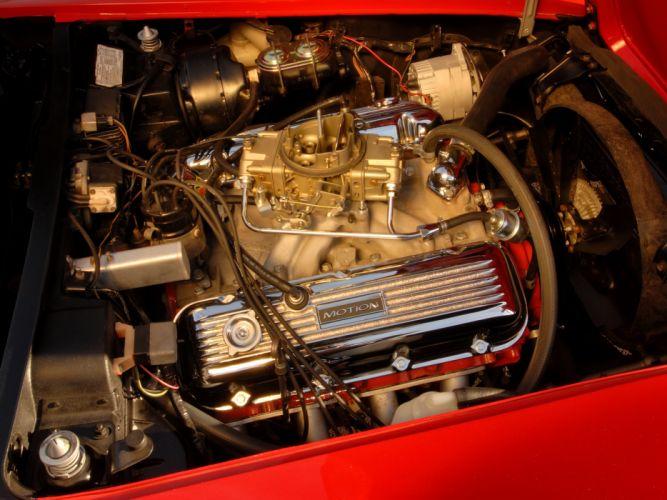1974 Motion Can-Am Chevrolet Corvette Spyder Prototype C-3 supercar muscle classic engine g wallpaper