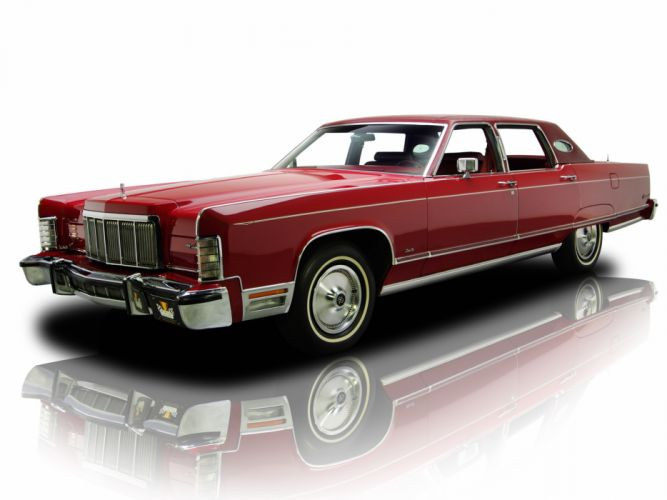 1976 Lincoln Continental Town Car luxury gd wallpaper
