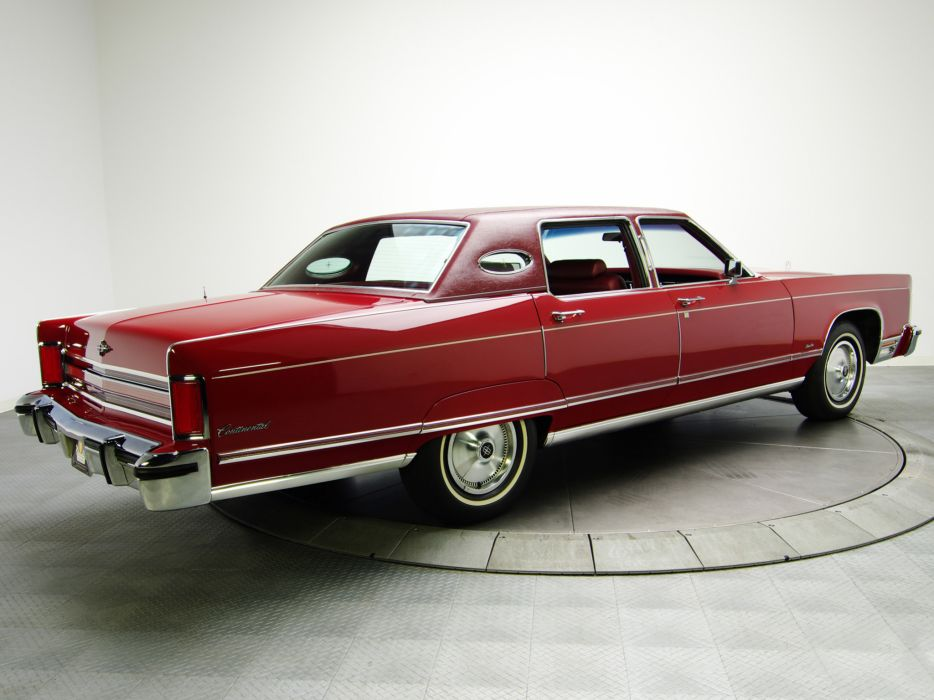 1976 Lincoln Continental Town Car luxury   h wallpaper