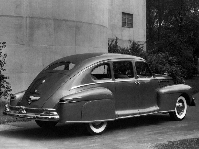 1946 Lincoln Series-66H Sedan 73 retro 7-3 g wallpaper