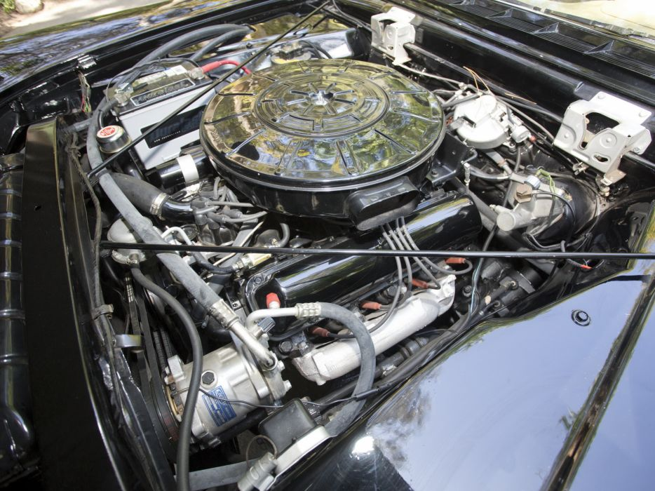 1960 Lincoln Continental Mark-V Convertible 68A classic luxury engine   t wallpaper