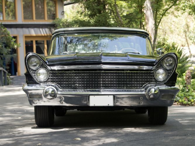 1960 Lincoln Continental Mark-V Convertible 68A classic luxury dt wallpaper