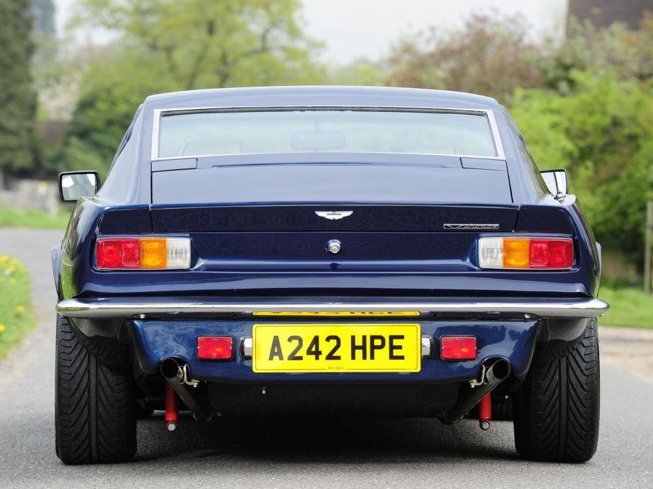 1977 Aston Martin V8 Vantage UK-spec muscle supercar v-8   k wallpaper