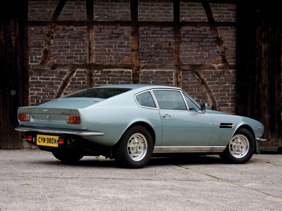 1977 Aston Martin V8 Vantage UK-spec muscle supercar v-8   kr wallpaper