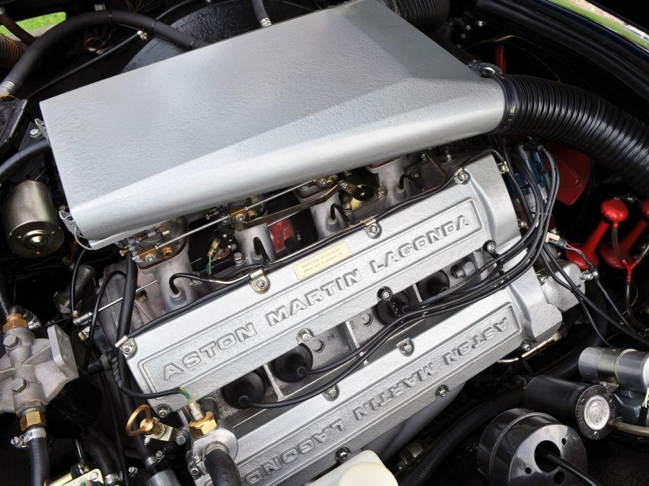1977 Aston Martin V8 Vantage UK-spec muscle supercar v-8 engine   6 wallpaper