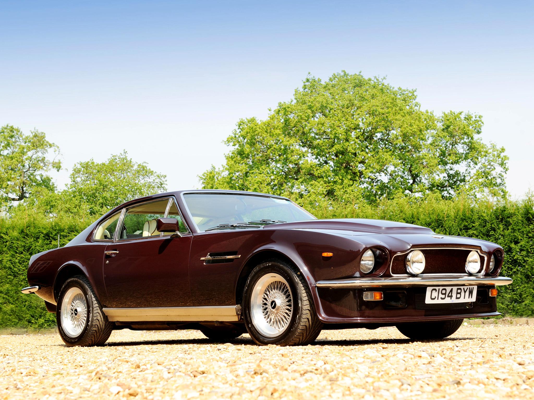 1977 Aston Martin V8 Vantage Uk Spec Muscle Supercar V 8