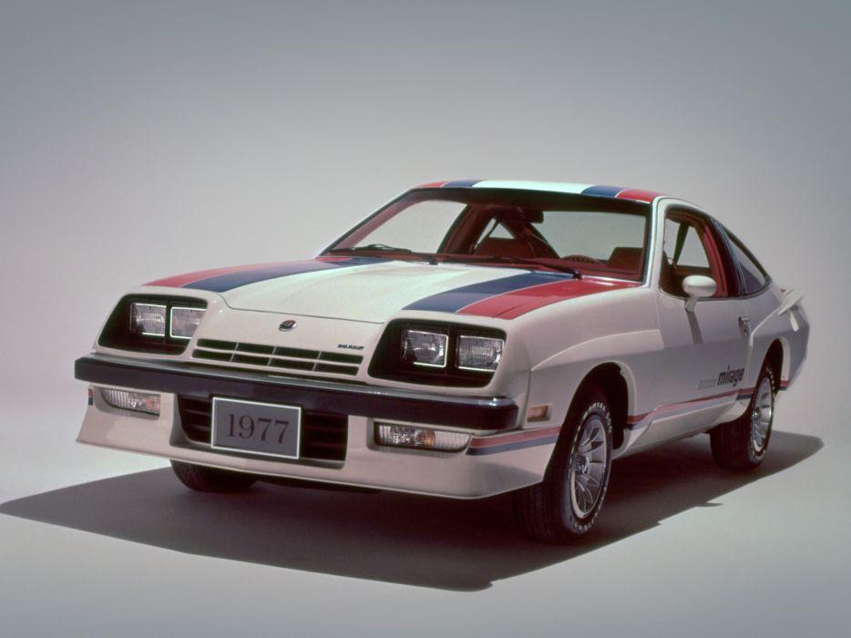 1977 Chevrolet Monza Mirage R07 wallpaper