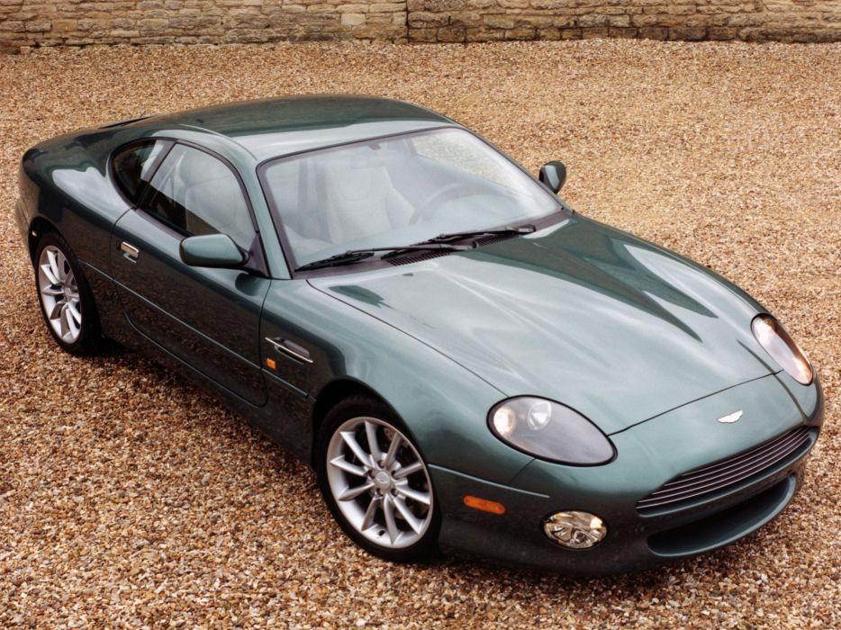 1999 Aston Martin DB7 Vantage US-spec    h wallpaper