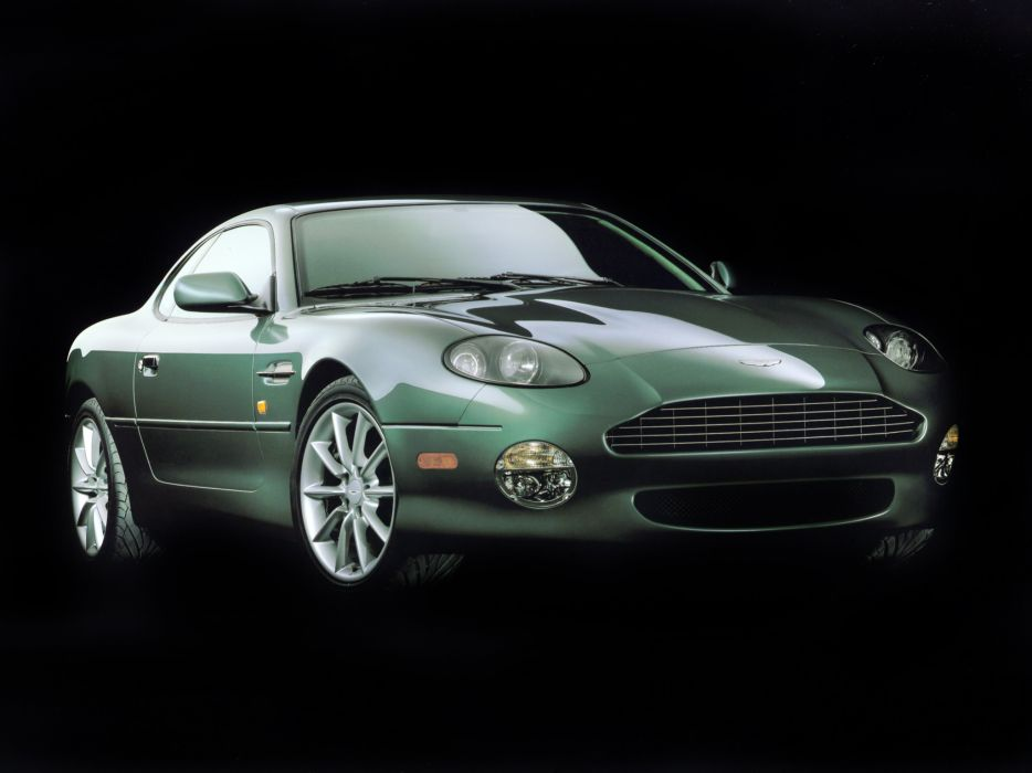 1999 Aston Martin DB7 Vantage US-spec     g wallpaper