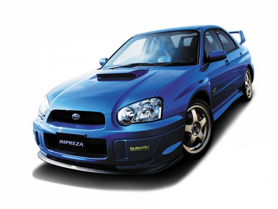 2004 Subaru Impreza Wrx Sti Spec C Wallpaper 1920x1440 149191