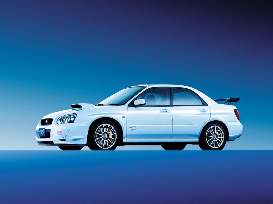 2004 Subaru Impreza WRX STI Spec-C   f wallpaper