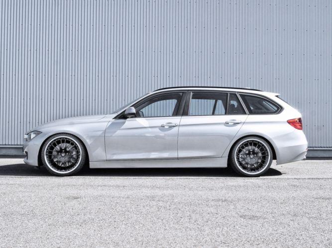 2012 Hamann BMW 3-Series Touring F31 stationwagon tuning d wallpaper
