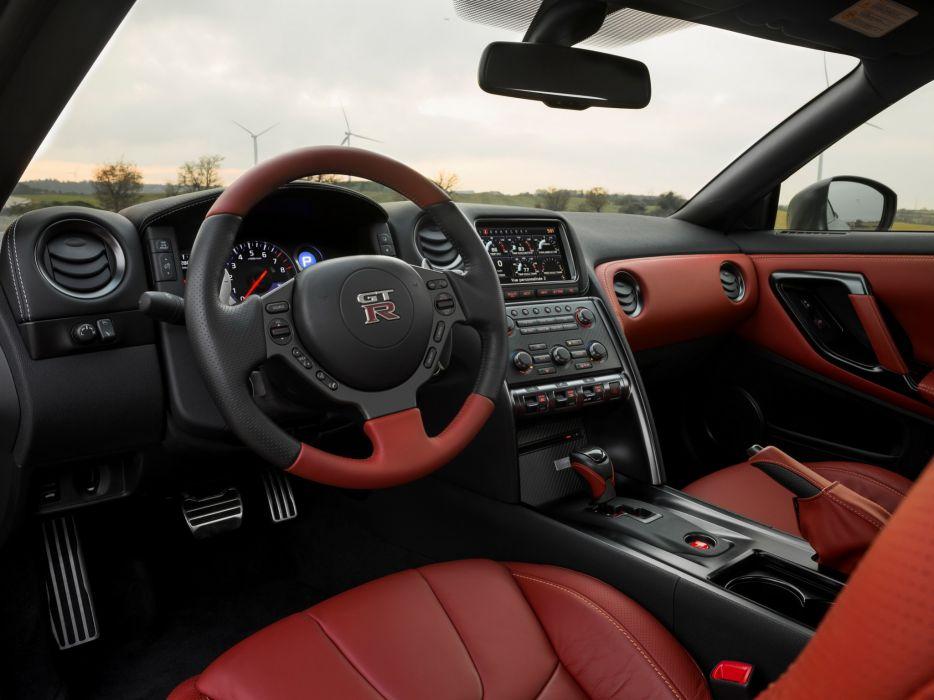 2012 Nissan GT R Premium Edition R35 Supercar Interior G Wallpaper