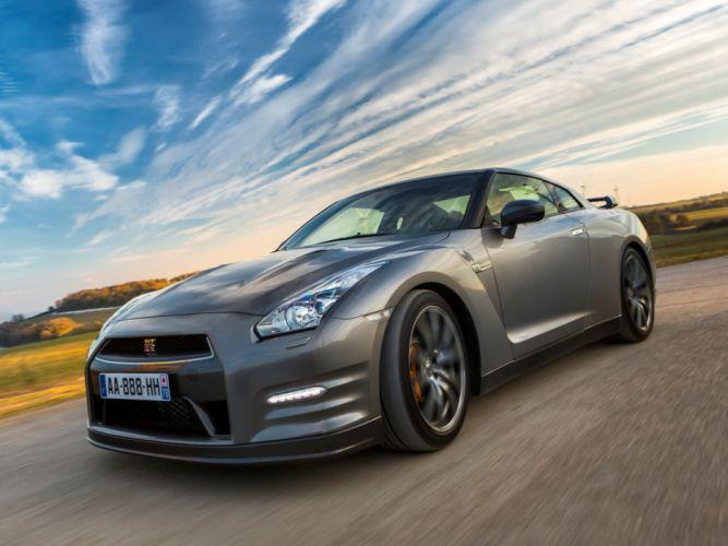 2012 Nissan GT-R Premium Edition R35 supercar f wallpaper
