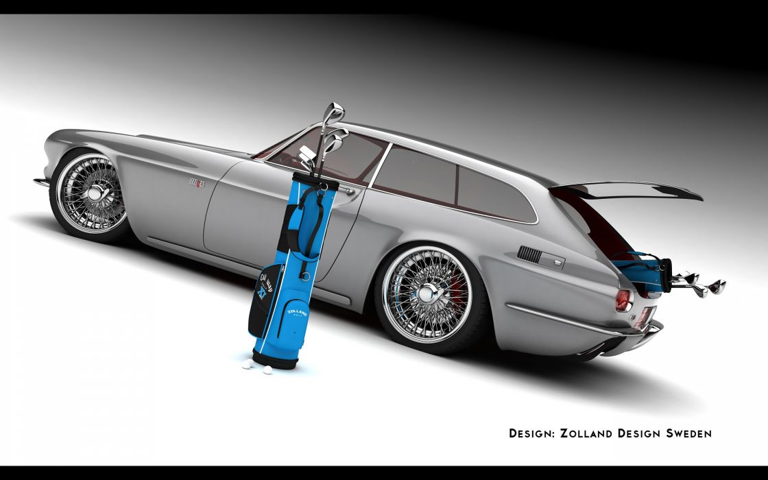 2013 1800 ZES Concept Design by Zolland Design supercar   g wallpaper