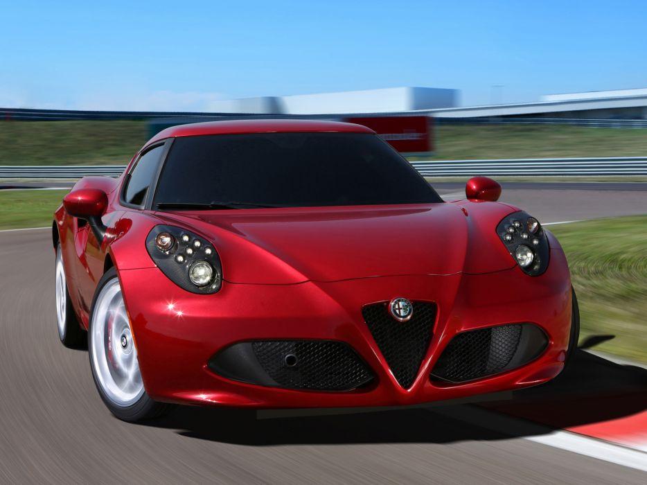 2013 Alfa Romeo 4C 970 supercar 4-c      j wallpaper