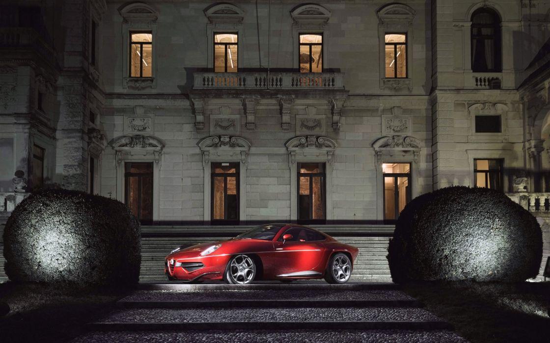 2013 Alfa Romeo Disco Volante      fg wallpaper