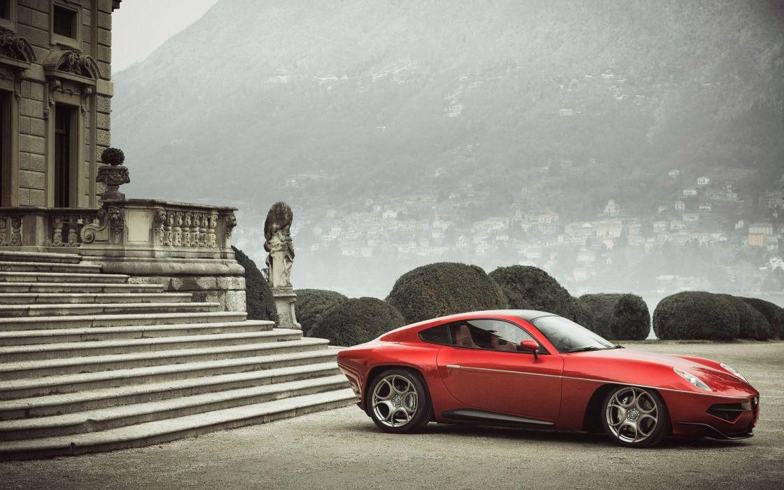 2013 Alfa Romeo Disco Volante wallpaper