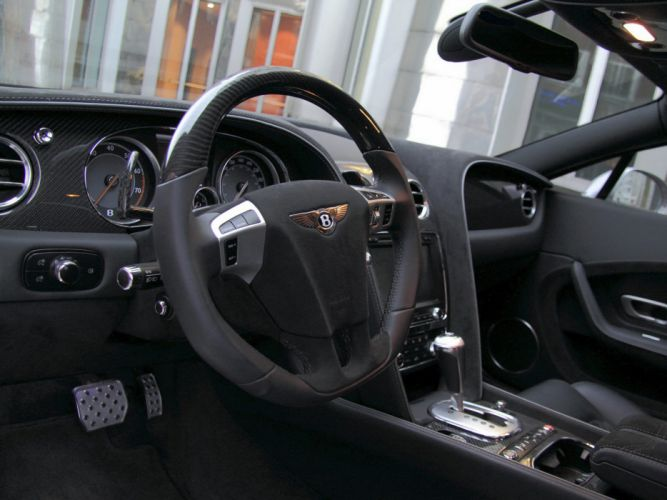 2013 Anderson Germany Bentley Continental GT tuning luxury g-t interior g wallpaper