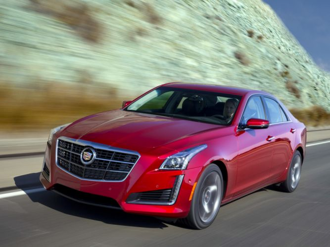 2013 Cadillac CTS Vsport luxury h wallpaper