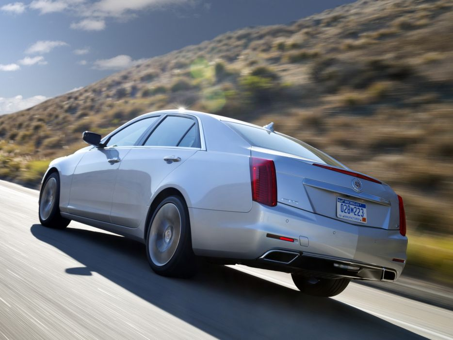 2013 Cadillac CTS Vsport luxury   g wallpaper