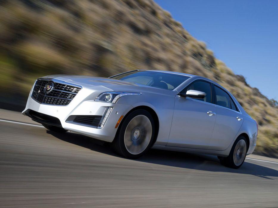 2013 Cadillac CTS Vsport luxury  g wallpaper