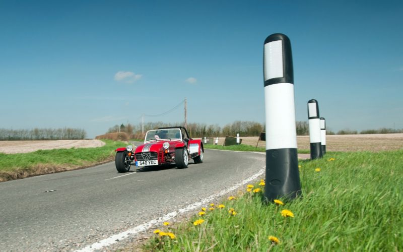 2013 Caterham Seven Limited Edition Pack supercar g wallpaper