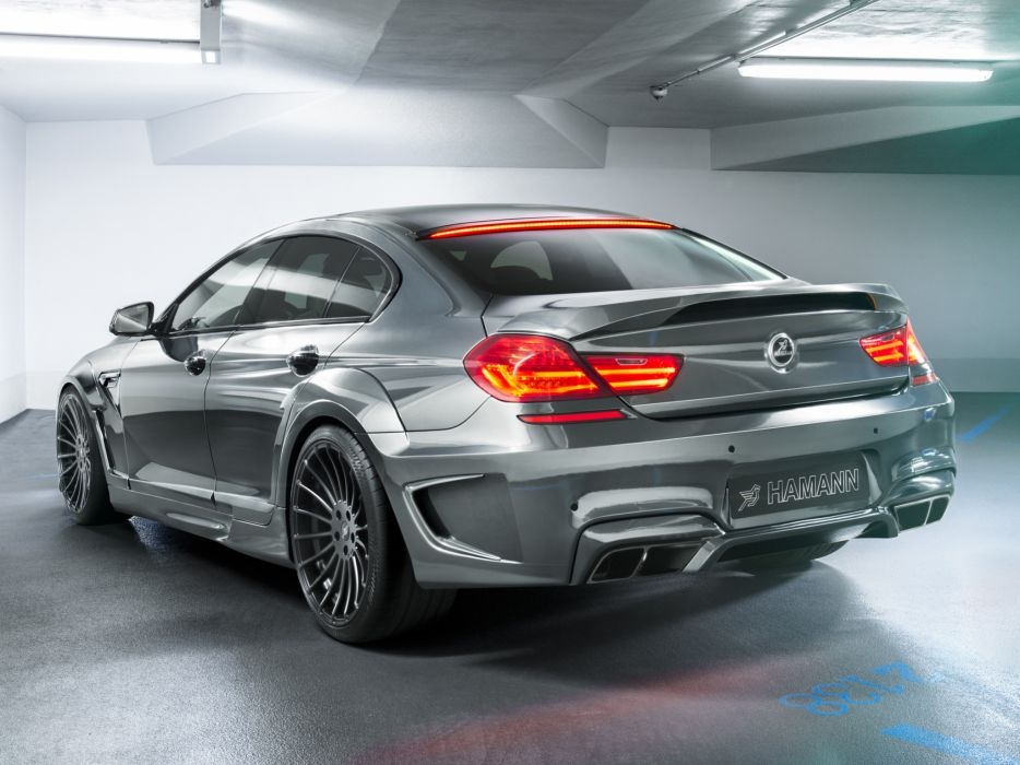 2013 Hamann BMW Mirr6r Gran Coupe F06 tuning   f wallpaper