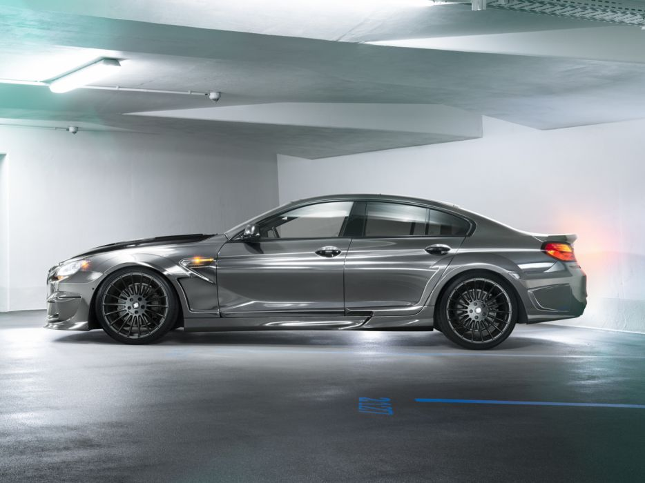 2013 Hamann BMW Mirr6r Gran Coupe F06 tuning    g wallpaper