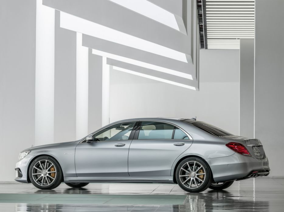 2013 Mercedes Benz S-63 AMG W222 luxury  f wallpaper
