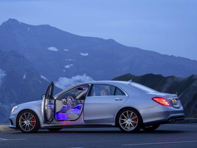 2013 Mercedes Benz S-63 AMG W222 luxury interior d wallpaper
