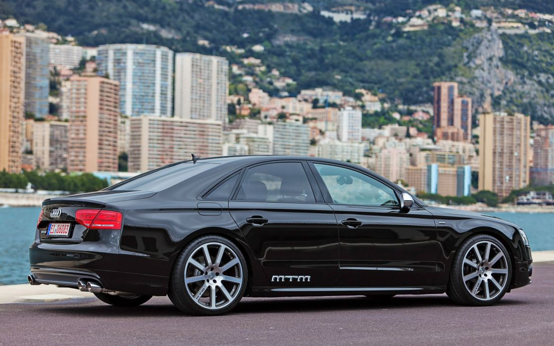 2013 MTM Audi S8 Biturbo tuning s-8 wallpaper