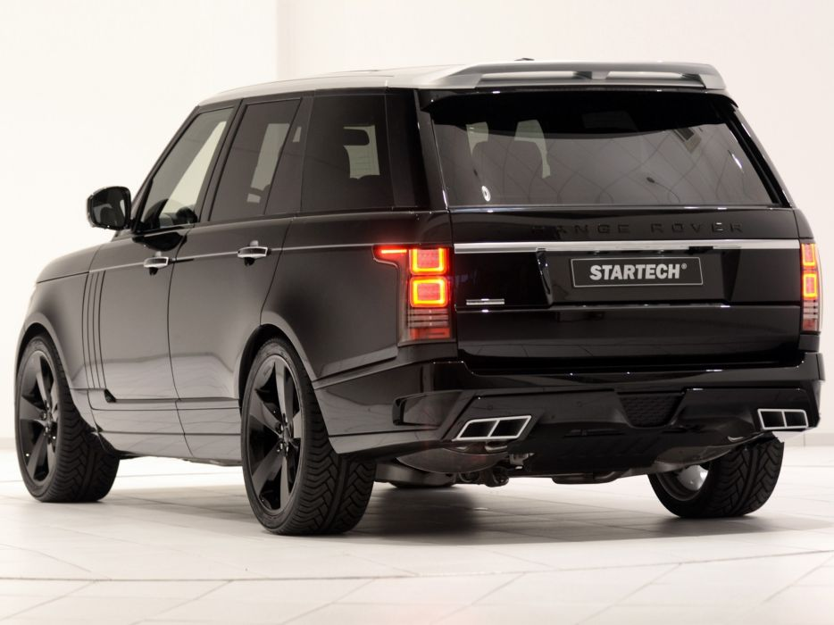 2013 STARTECH Range Rover tuning suv luxury    g wallpaper